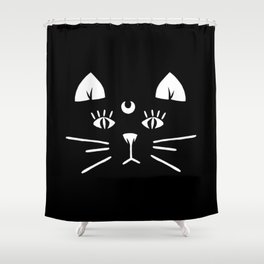 Kitty Kat Shower Curtain