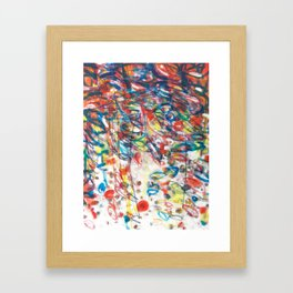 Urgent Framed Art Print