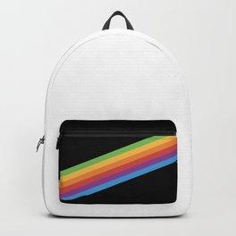 The Retro Rainbow Backpack