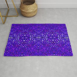 Inspiration from unusual places ~ Jennifer's Art Design Rug