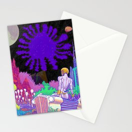 Planet Satan 2 Stationery Cards