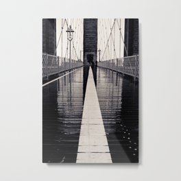 Brooklyn Bridge - 2  Metal Print