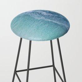 Turquoise Sea Bar Stool