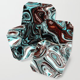 pouring emotions Coaster