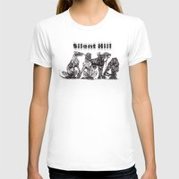 silent hill T-shirts featuring Silent Hill Hellhounds by nightriot