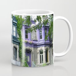 Montreal Canada Coffee Mug