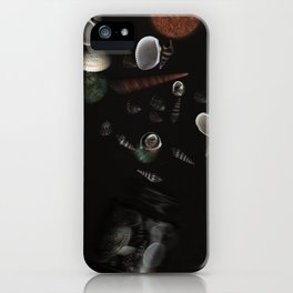 By the seashore  iPhone Case