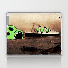 H.M.S. LUNCH. Laptop & iPad Skin