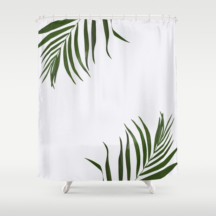 Fern Shower Curtain By Tamsinlucie