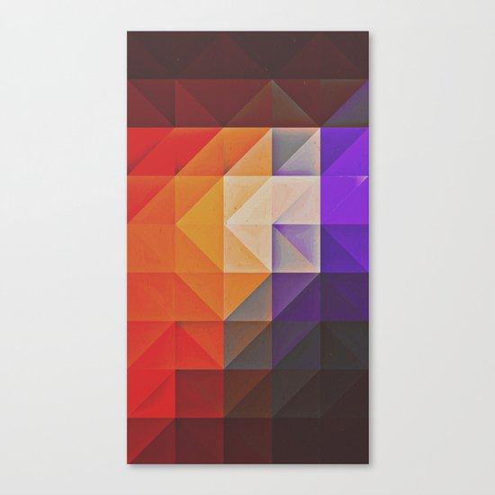 pyncyl nyck Canvas Print