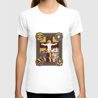 evangelion T-shirts featuring Illuminated Evangelion by C. A. Neal