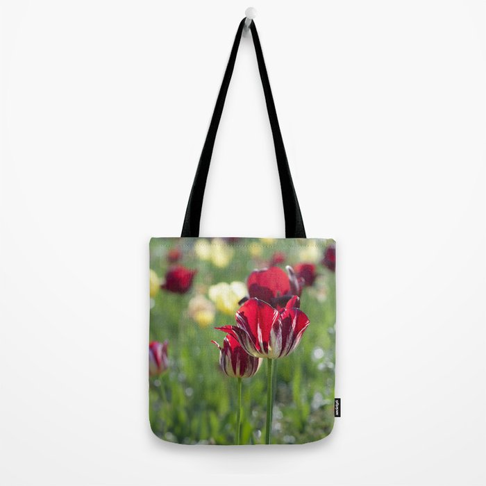 Spring is all over Tote Bag