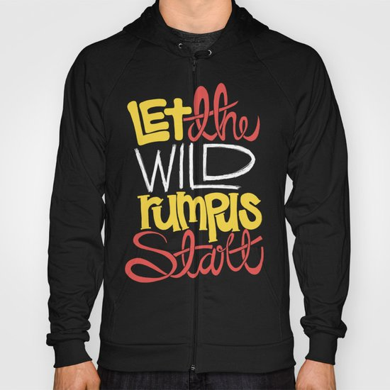 Where the Wild Things Are Hoody