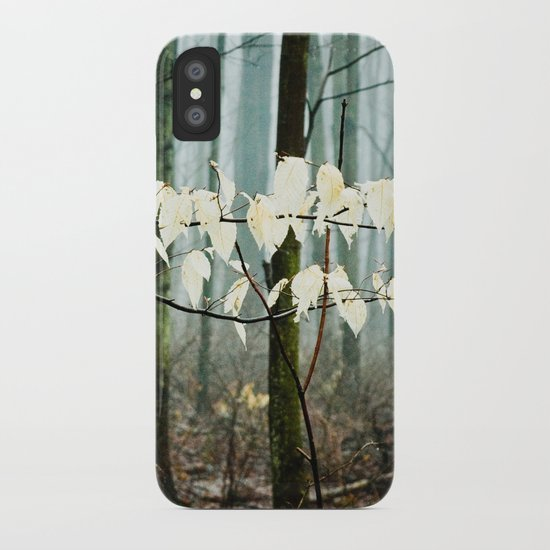 Dreams of the Sun on a Rainy Day iPhone Case