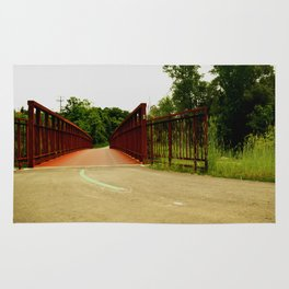 North Don Trail Bridgeway Rug