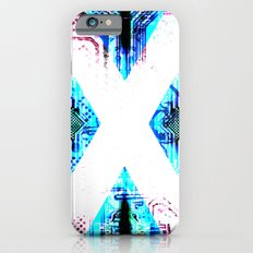 circuit board scotland (Flag) Slim Case iPhone 6s