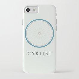 Cyklist iPhone Case