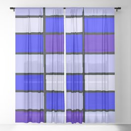 Model 505 Sheer Curtain