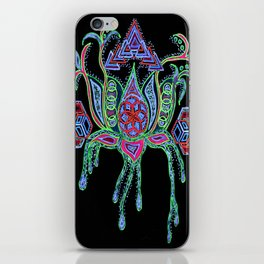 Lotus Life iPhone Skin