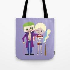 Mad Love Tote Bag