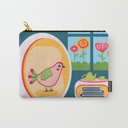 House Chicken Carry-All Pouch