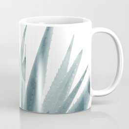 Agave Blue Vibe #1 #tropical #decor #art #society6 Coffee Mug