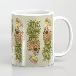 Pineapple Skull Coffee Mug