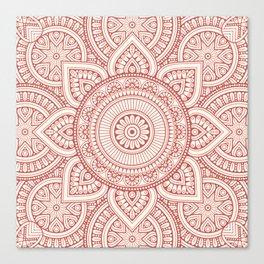 Mandala 14 Canvas Print