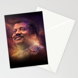 Neil deGrasse Tyson Stationery Cards