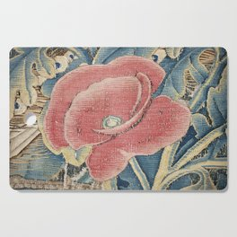 Flower Tapestry Cutting Board