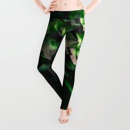 Fiore Verde Leggings