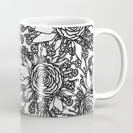 Floral Pattern 4 Coffee Mug