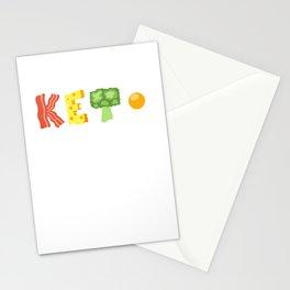 4 Pillars of Ketosis Stationery Cards