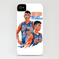 Jeremy Lin: New York, New York, Big City of Dreams. iPhone (4, 4s) Slim Case