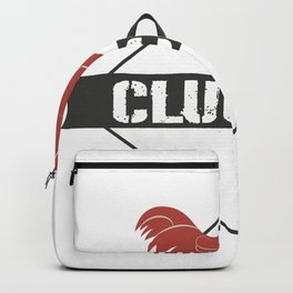 Chicken Funny Farmer Gifts Backpack