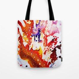 Polychromoptic #1A Tote Bag