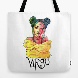 Virgo Babe Tote Bag