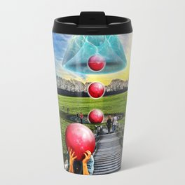Interspatial Field Travel Mug
