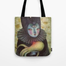 Her Majesty Tote Bag