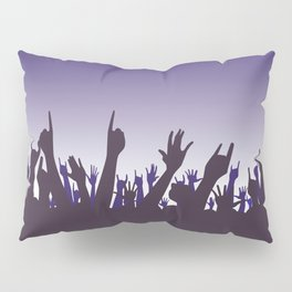 Audience Reaction Pillow Sham