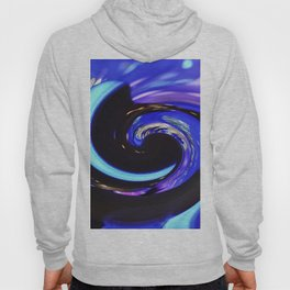 Swirling colors 01 Hoody