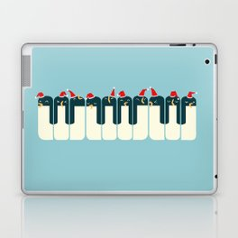 The Penguin Choir Laptop & iPad Skin
