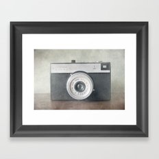 Smena8 Framed Art Print
