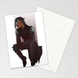 Zevran Arainai Stationery Cards