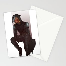 Zevran Arainai Stationery Cards
