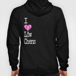 I Heart Löwchens | Love Löwchens - Dog Breed Hoody