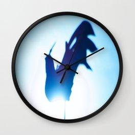 Coq dans les #airs Wall Clock