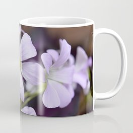 Flower | Flowers | Lavender Petals v2 Coffee Mug