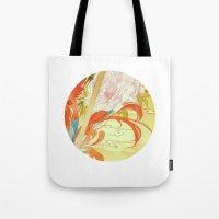oriental Tote Bags featuring Oriental by Tao Hua Wu Oriental Art