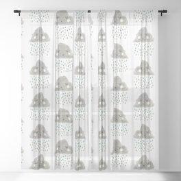 Moghrey Mie Fliaghey Sheer Curtain